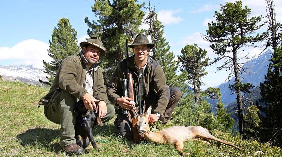 Hunting holidays